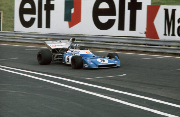 Clermont-Ferrand, France. 30 June-2 July 1972.