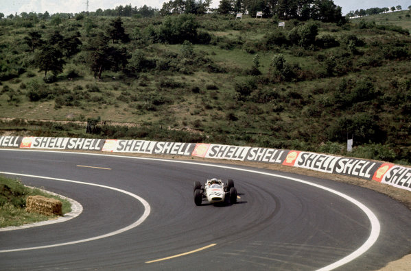 Charade, Clermont-Ferrand, France.