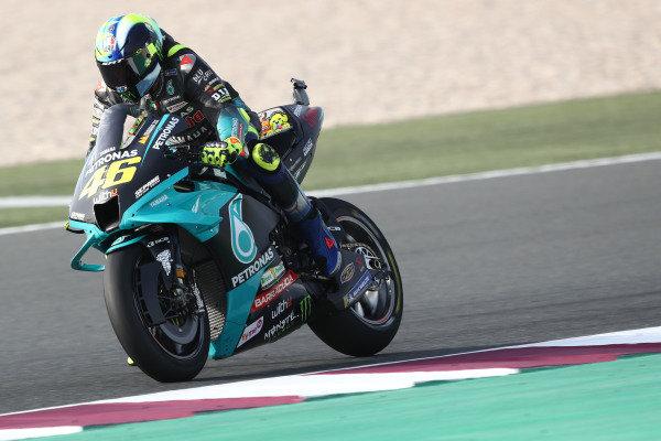 Valentino Rossi, Petronas Yamaha SRT .