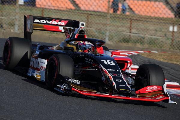 Winner Tomoki Nojiri ( #16 TEAM MUGEN, Dallara SF19 Honda ) Photo: Yukio Yoshimi