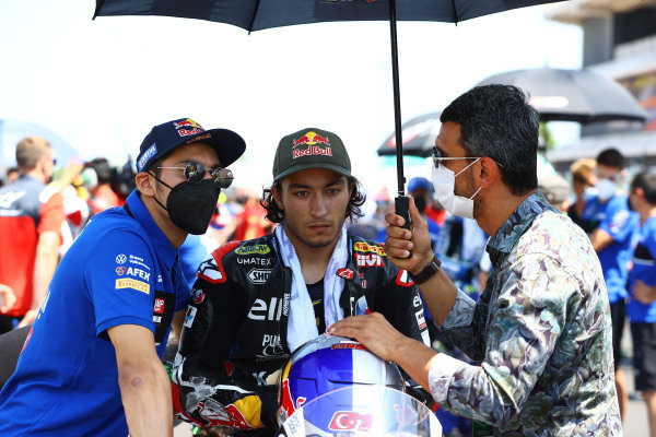Toprak Razgatlioglu, PATA Yamaha WorldSBK Team, Can Oncu, Kawasaki Puccetti Racing, Kenan Sofuoglu.