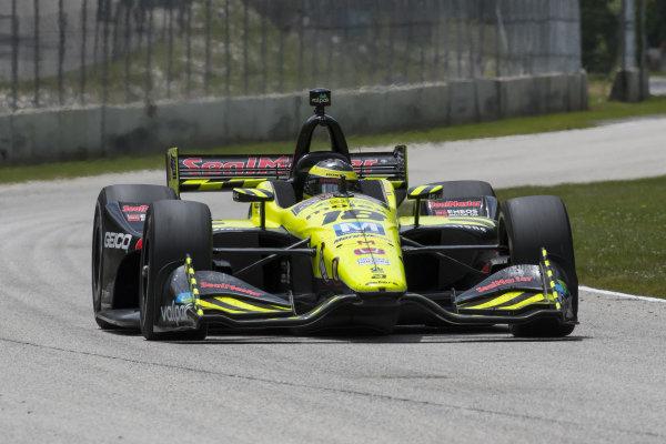 Sebastien Bourdais, Dale Coyne Racing with Vasser-Sullivan Honda