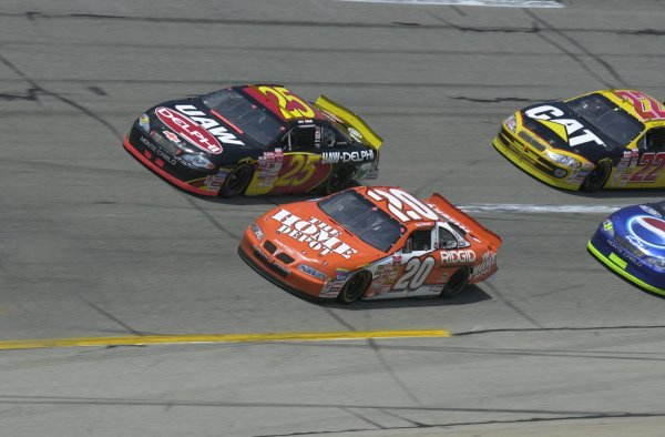 2001NASCAR Talladega,Ala Winston Cup Apr 21,22,2001 
