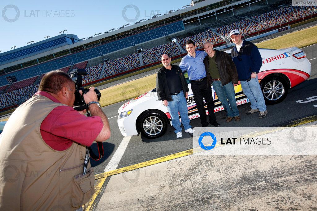2010 NASCAR Media Tour