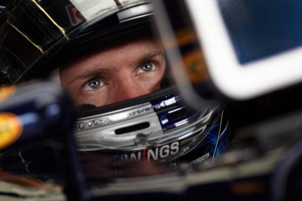 Spa-Francorchamps, Spa, Belgium 26th August 2011. Sebastian Vettel, Red Bull Racing RB7 Renault. Portrait. Helmets.  World Copyright: Steve Etherington/LAT Photographic ref: Digital Image SNE20464