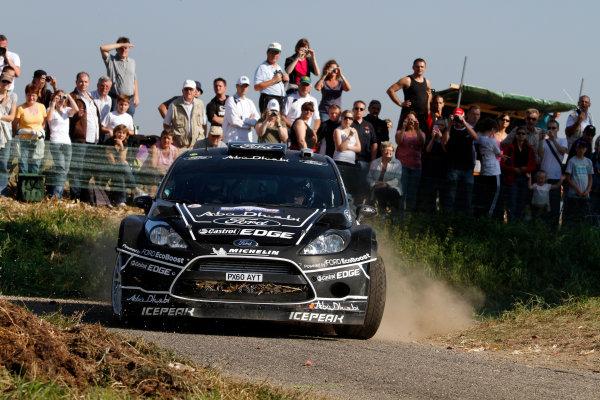 Round 11-Rallye de France. 29/9-02/10 2011.Jari-Matti Latvala, Ford WRC, Action.Worldwide Copyright: McKlein/LAT