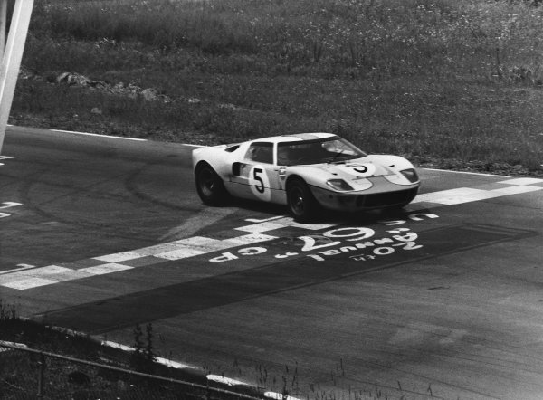 Watkins Glen, New York, USA. 14th July 1968. Rd 8.