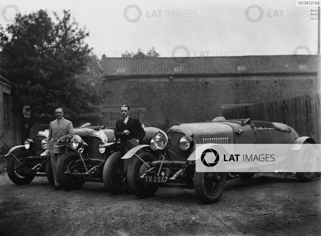 1929 Le Mans 24 hours.