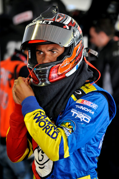 2-3 August, 2013, Long Pond, Pennsylvania USA Darrell Wallace Jr ©2013, Nigel Kinrade LAT Photo USA