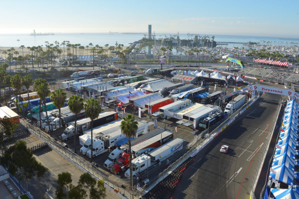 11-12 April, 2014, Long Beach, California USA IMSA Paddock ©2014, Dan R. Boyd Lat Photo USA?