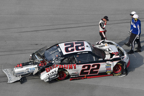 29-30 April, 2016, Talladega, Alabama USA  Joey Logano ?2016, Logan Whitton  LAT Photo USA
