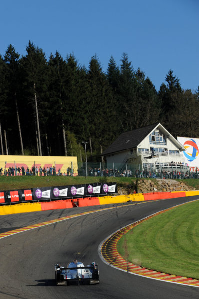 2013 FIA World Endurance Championship, Spa Franchorchamps, Belgium. 3rd-, Audi World Copyright. Ebrey/LAT Photographic
