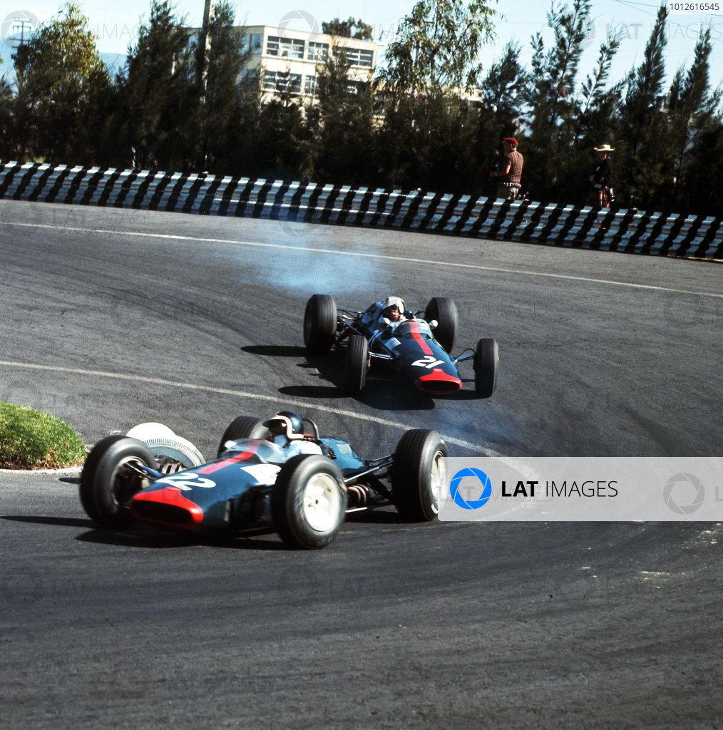 1965 Mexican Grand Prix.