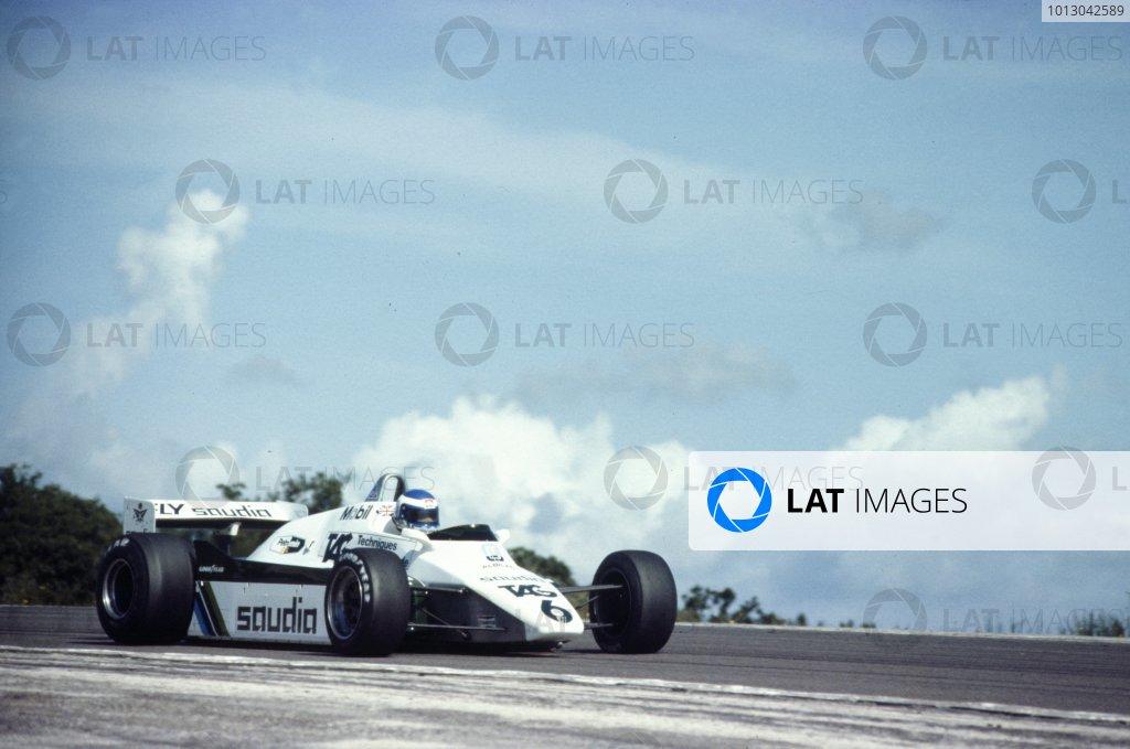 1982 Swiss Grand Prix.