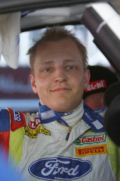2010 FIA World Rally ChampionshipRound 01Rally Jordan 31/3 - 3/4  2010Mikko Hirvonen, Ford WRC, PortraitWorldwide Copyright: McKlein/LAT