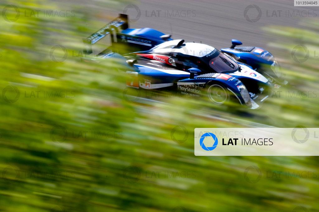 2011 Le Mans Series - Spa 1000kms