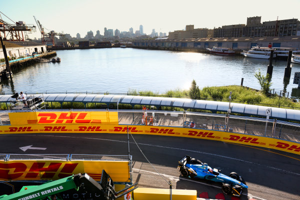 2016/2017 FIA Formula E Championship. Round 10 - New York City ePrix, Brooklyn, New York, USA. Sunday 16 July 2017. Pierre Gasly (FRA), Renault e.Dams, Spark-Renault, Renault Z.E 16. Photo: Alastair Staley/LAT/Formula E ref: Digital Image 585A0414