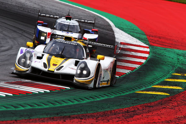 2017  European Le Mans Series, Red Bull Ring, 21st-23rd July 2017, #15 John Farano (CAN) / Morten Dons (DNK) / Alex Kapadia (GBR) - RLR MSPORT - Ligier JS P3 ? Nissan World Copyright. JEP/LAT Images