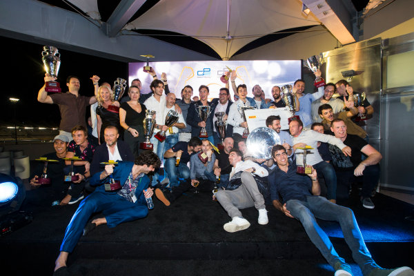 2016 GP2/3 Awards Evening. Yas Marina Circuit, Abu Dhabi, United Arab Emirates. Sunday 27 November 2016.  Photo: Sam Bloxham/GP2 Series Media Service/GP3 Series Media Service. ref: Digital Image _SLA9913