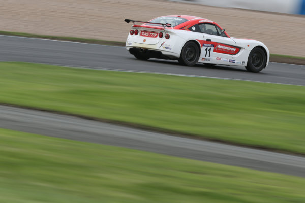 2016 Ginetta GT5 Championship, Donington Park 10th-11th September 2016 Jac Constable (GBR) Xentek Motorsport Ginetta G40  World Copyright. Jakob Ebrey/LAT Photographic