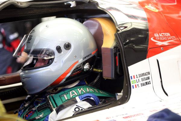 2016 FIA World Endurance Championship Rookie Test, Bahrain International Circuit, 20th November 2016, Yannick Dalmas (FRA) World Copyright. Jakob Ebrey/LAT Photographic