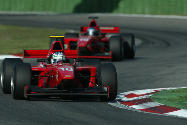2003 Italian Grand Prix - Saturday Qualifying,