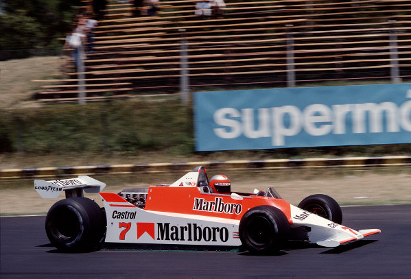 1980 Argentinian Grand Prix.