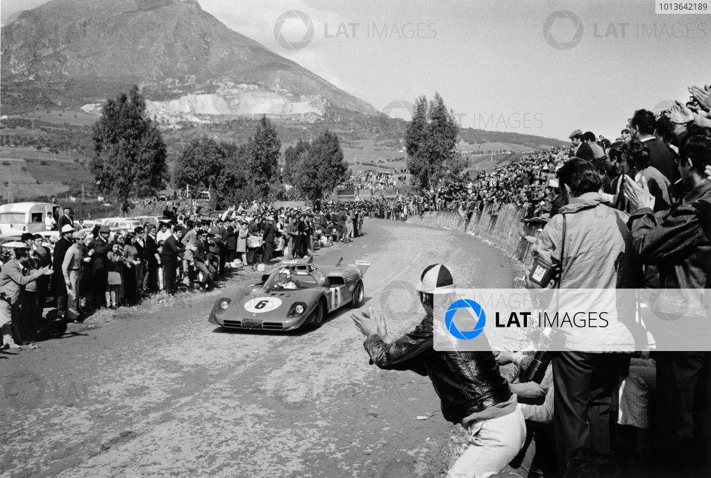1970 Targa Florio.