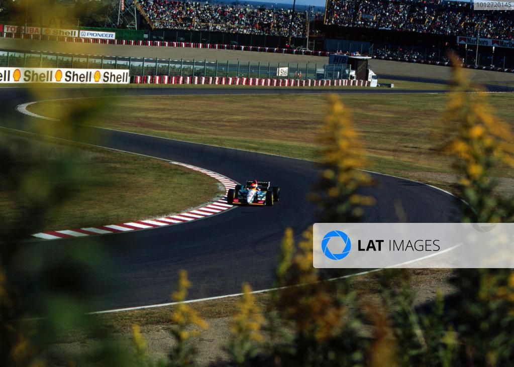 1995 Japanese Grand Prix.