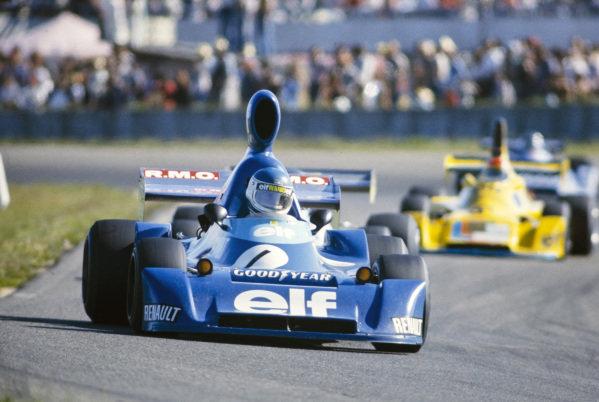Patrick Tambay, Martini Mk19 Renault/Gordini.