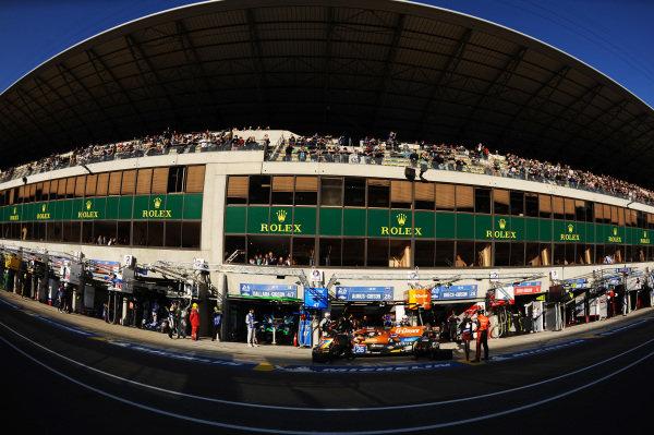 #26 G-Drive Racing Oreca 07 Gibson: Roman Rusinov, Job Van Uitert, Jean-Eric Vergne