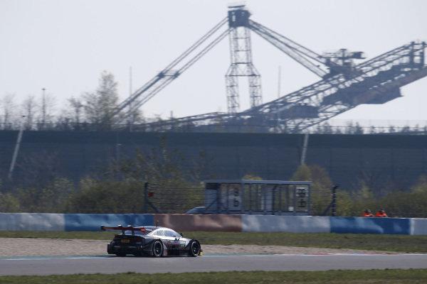 Audi RS5 DTM Test car.