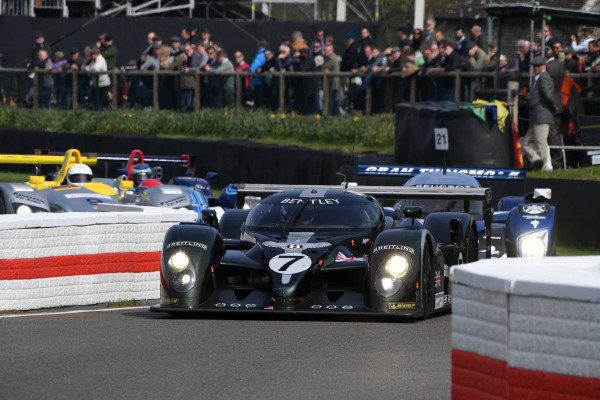 Le Mans Prototypes Demonstration