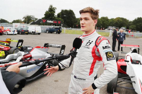 Bart Horsten (AUS) – Hitech GP BRDC  GB3
