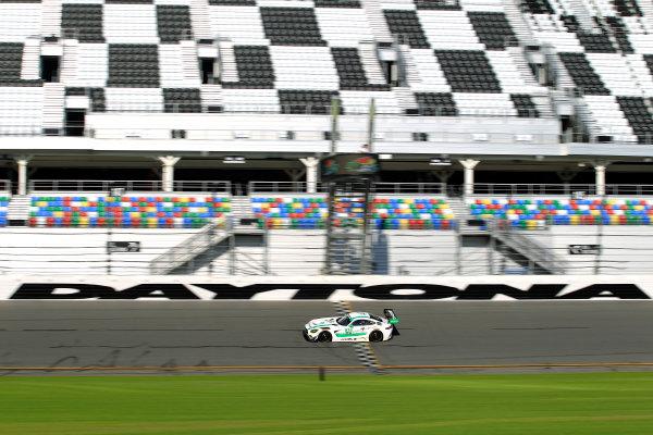 2017 WeatherTech Sportscar Championship December Daytona Testing Tuesday 5 December 2017 #33 Riley Motorsports Mercedes AMG GT3: Jeroen Bleekemolen  World Copyright: Alexander Trienitz/LAT Photographic ref: Digital Image 2017-IMSA-Test-Dayt-AT1-0215