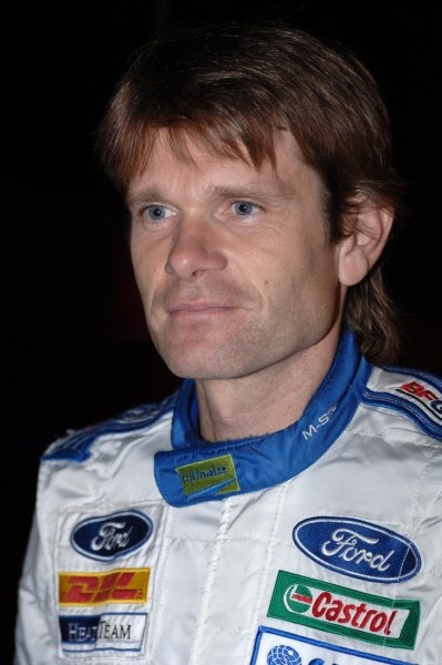 Marcus Gronholm (FIN) Ford. World Rally Championship, Rd13, Rally of Turkey, Day One, Kemer, Turkey, 13 October 2006. DIGITAL IMAGE