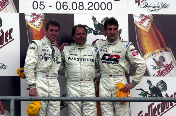2000 DTM Championship