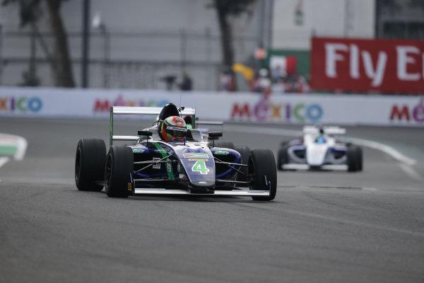 Calving Ming (GUY) RAM 1 RACING TEAM at Formula 4 Series, Circuit Hermanos Rodriguez, Mexico City, Mexico, 30 October 2016.