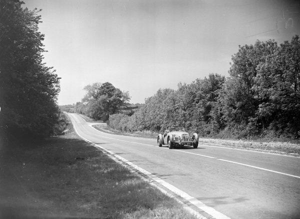 Frazer Nash Le Mans.