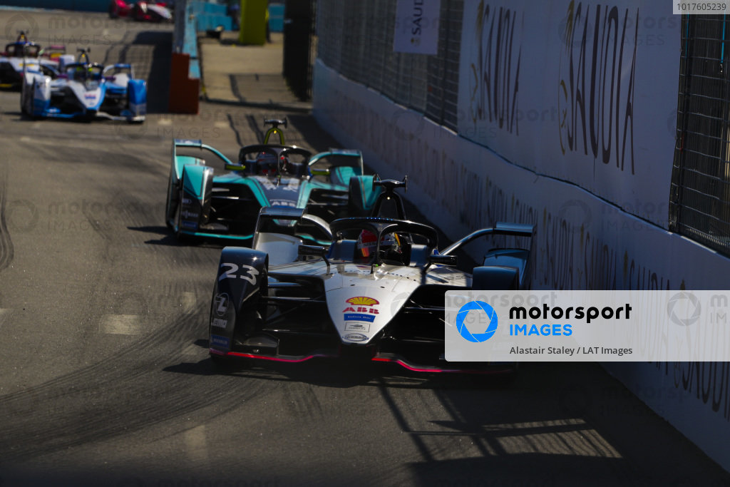 New York City E-prix I
