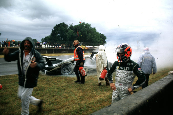2001 Le Mans 24 Hours Le Mans, France. 16th - 17th June 2001 World Copyright - LAT Photographic ref: 01LM11.