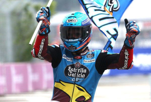 Alex Marquez, Moto2 race, French MotoGP 2019