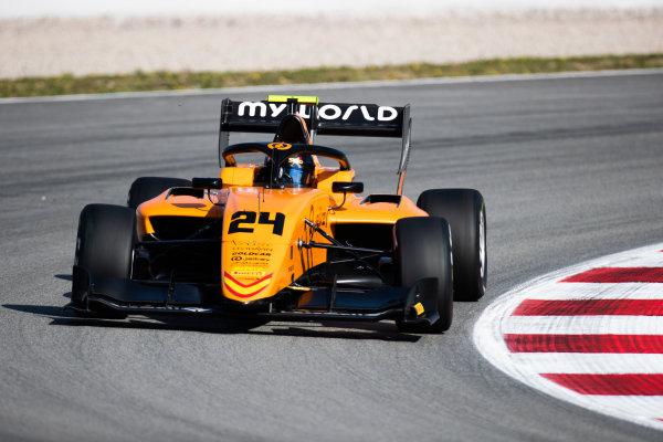 Alessio Deledda (ITA, Campos Racing)
