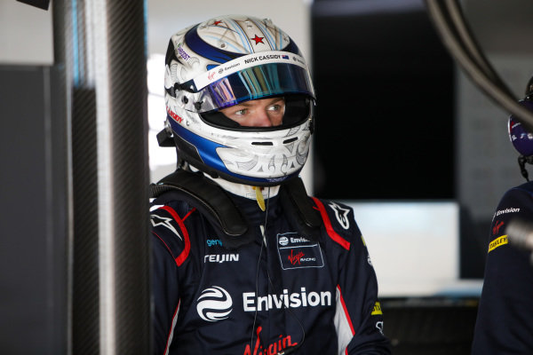 Nick Cassidy (NZL), Rookie Test Driver for Envision Virgin Racing, Audi e-tron FE06