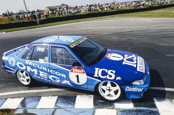 Will Hoy, Team Securicor ICS Toyota, Toyota Carina.