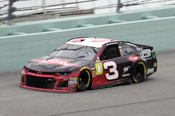 #3: Austin Dillon, Richard Childress Racing, Chevrolet Camaro Dow UCON