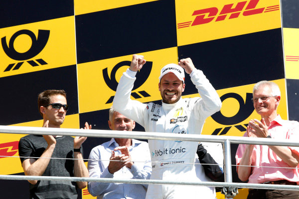 Podium: third place Gary Paffett Mercedes-AMG Team HWA.
