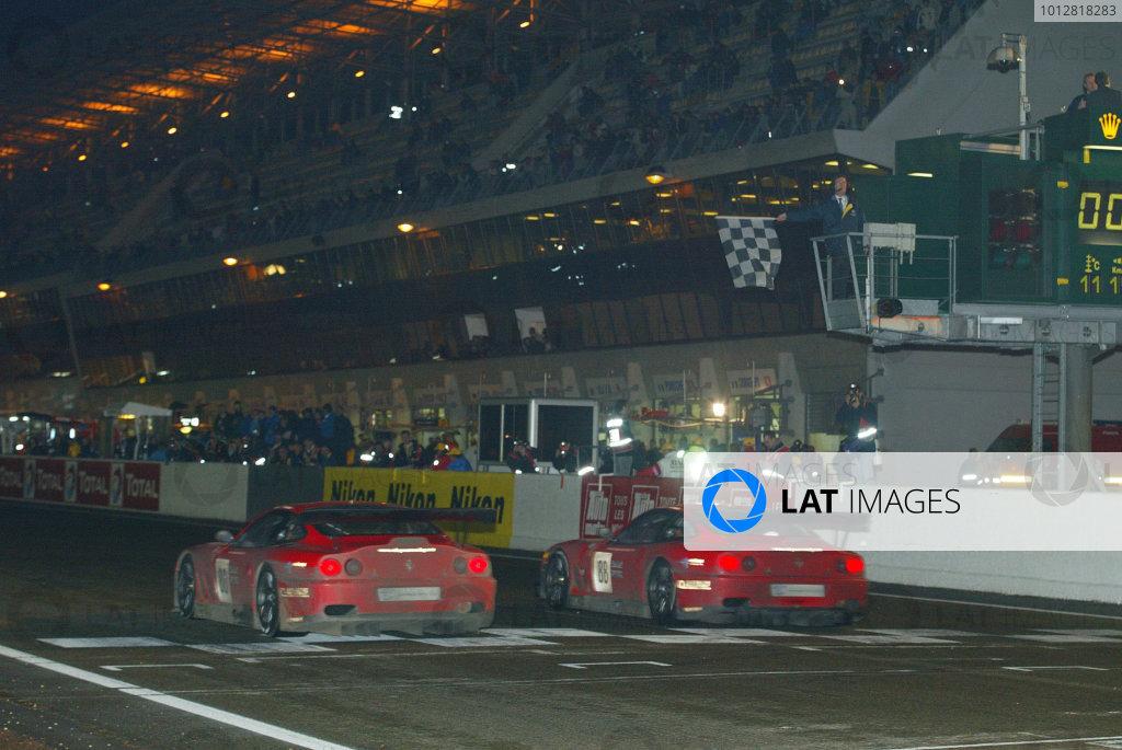 2003 Le Mans 1000kms