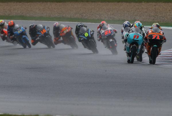 2017 Moto3 Championship  - Round 10 Brno, Czech Republic Sunday 6 August 2017 Ayumu Sasaki, SIC Racing Team World Copyright: Gold and Goose / LAT Images ref: Digital Image 51003