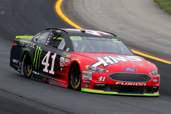 Monster Energy NASCAR Cup Series ISM Connect 300 New Hampshire Motor Speedway Loudon, NH USA Friday 22 September 2017 Kurt Busch, Stewart-Haas Racing, Haas Automation/Monster Energy Ford Fusion World Copyright: Lesley Ann Miller LAT Images